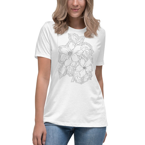 Color your own Women's Relaxed T-Shirt