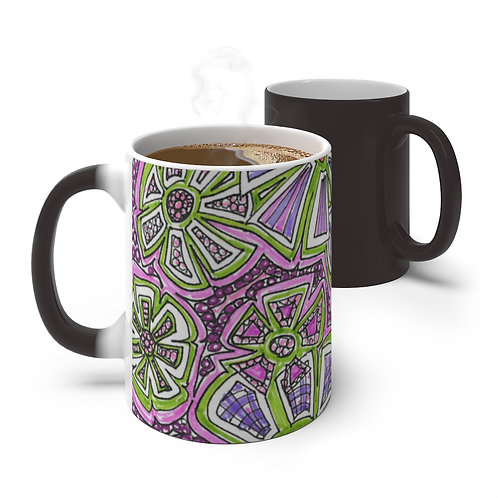 Fun Color Changing Mug