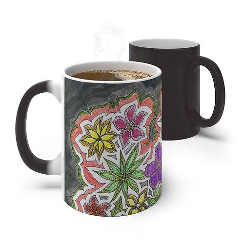 A fun Color Changing Mug