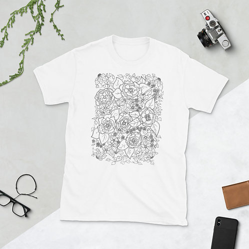 Color your Short-Sleeve Unisex T-Shirt