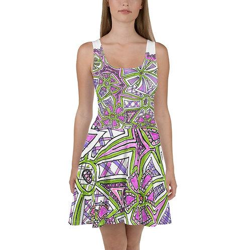 Wearable ARt Dress