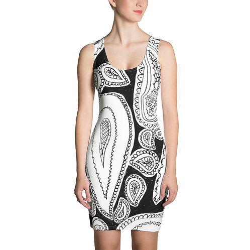 Wearable ARt all over print Dress