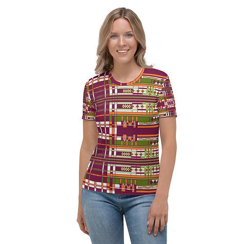 Original fabric design Women's T-shirt