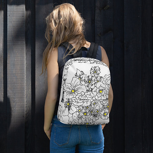 Wearable ARt Backpack