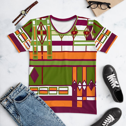 Original Fabric Design Women's T-shirt