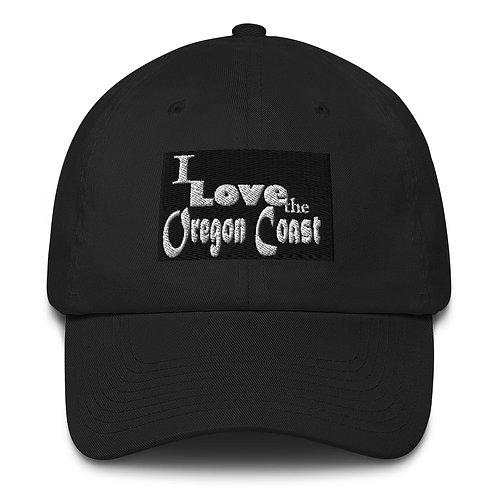 I Love the Oregon Coast. Cotton Cap