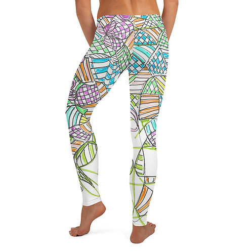 Wearable ARt Leggings