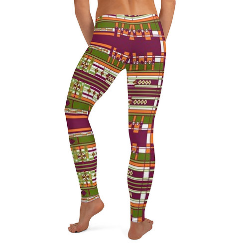 Original Fabric Design Leggings
