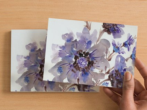 10 pk of blank note cards