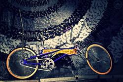 Bike by _ #kustomaddikt Street Art of Wa