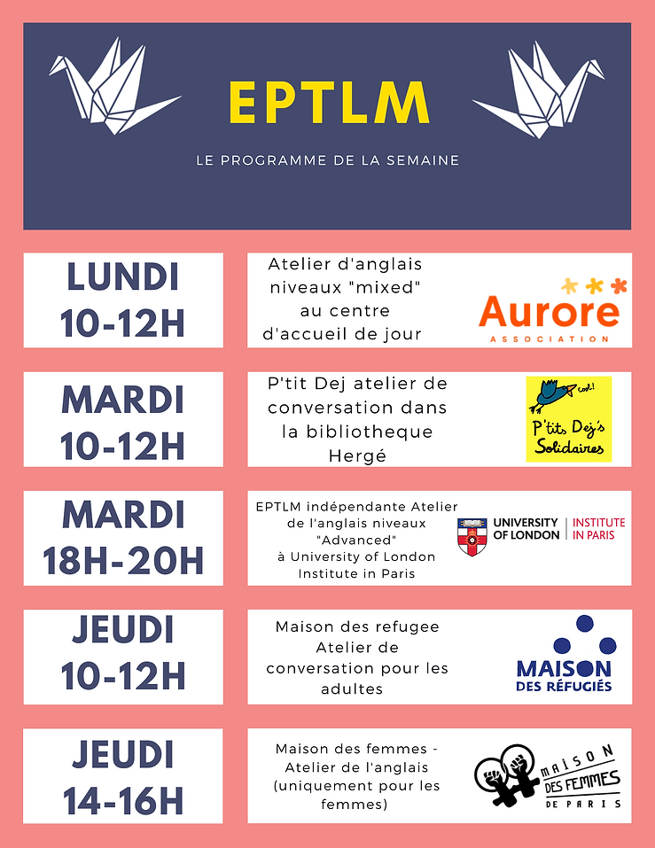 EPTLM Weekly Schedule May.png