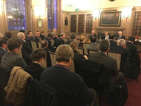 SLL AGM 2017 and A History of the Society of Labour Lawyers and Access to Justice from Sir Ross Cran