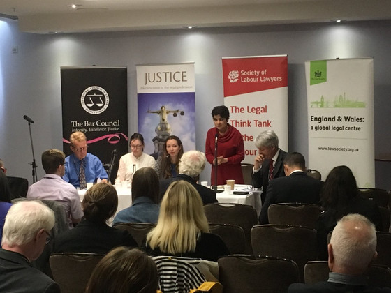 SLL events at Labour Party Conference 2019