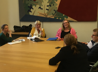 Family Group meeting with Emma Lewell-Buck MP