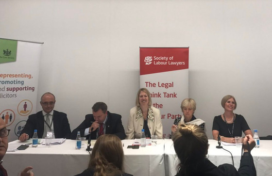 Labour Party Conference 2017 report