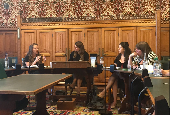 Jess Phillips MP on Sexual Harassment in the Workplace