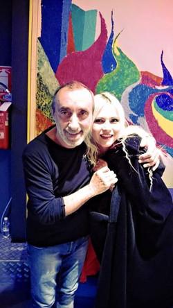 J3S e Fausto Mesolella