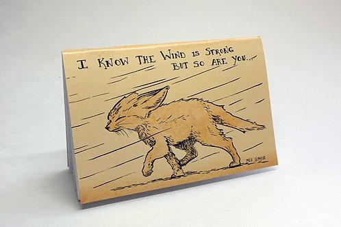 Little Fox booklet