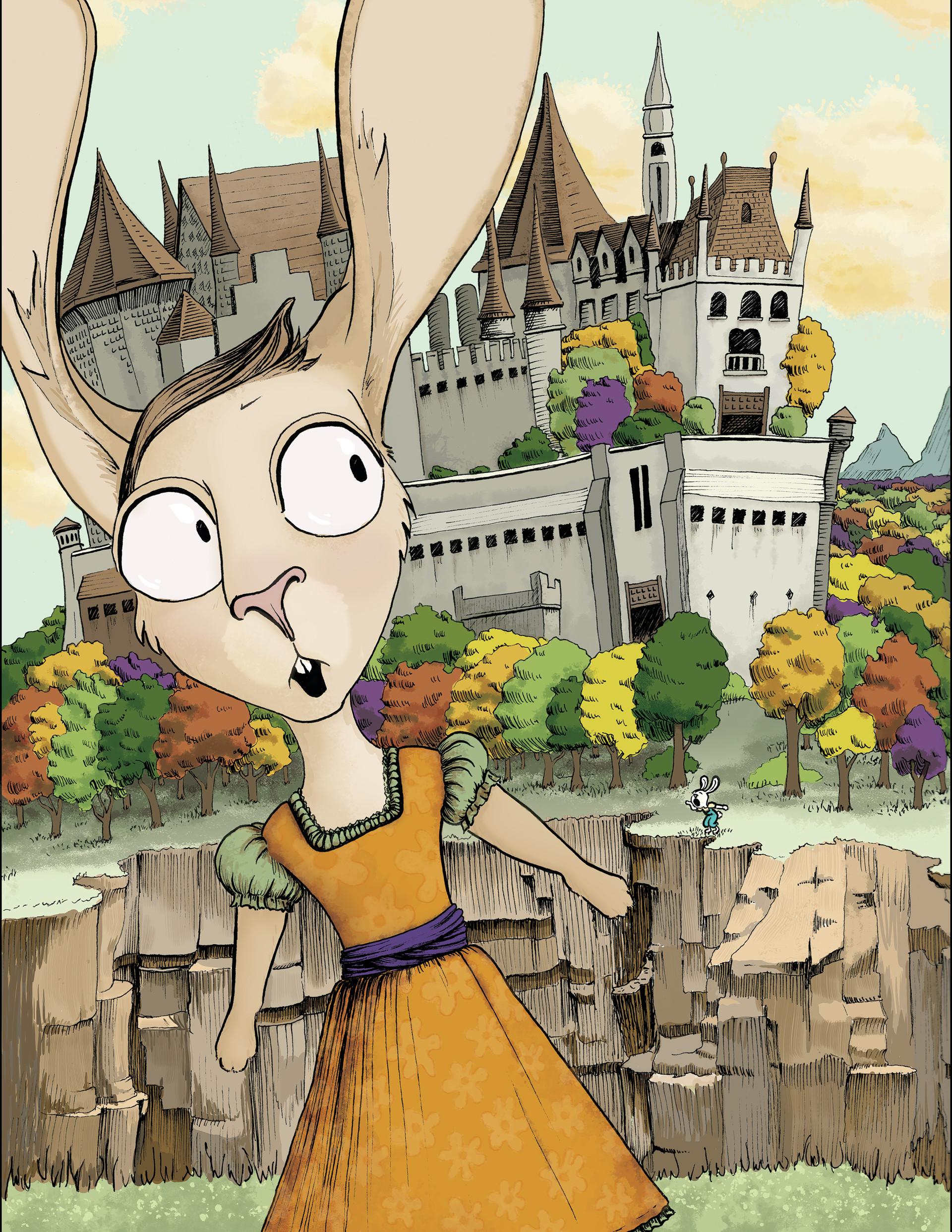 The Knight Bunny