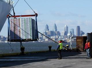 Update on Philadelphia Regional Port Authority PRPA Southport Terminal Development