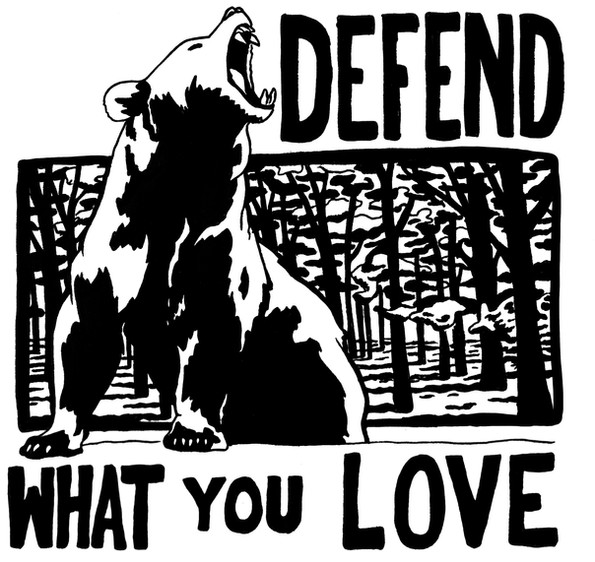 Defend What You Love