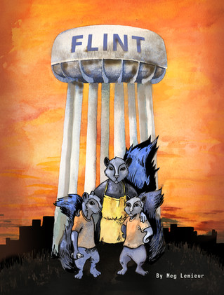 Comic: Flint Water Crisis