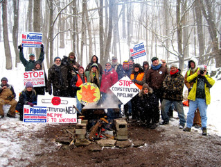 Constitution Pipeline court date and update