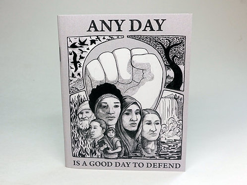 Any Day is a Good Day to Defend - booklet