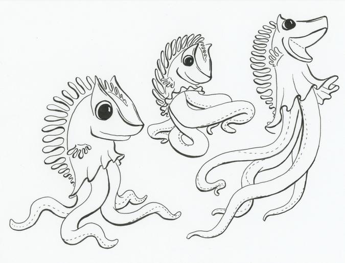 Aqua Marooned character sheet