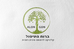 הדמיה לוגו אלון