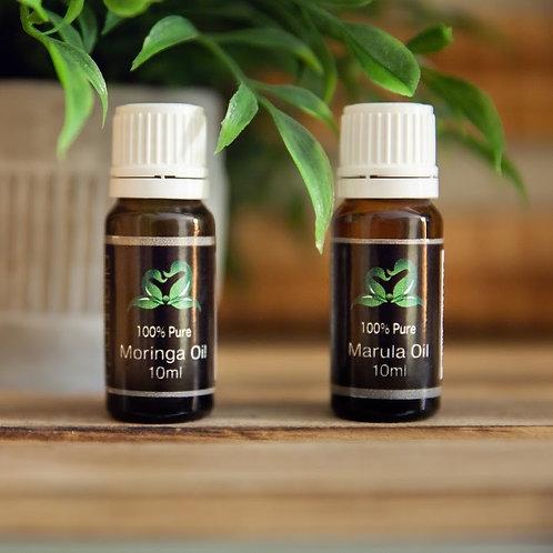 LA*MARELLA Moringa and Marula Oils