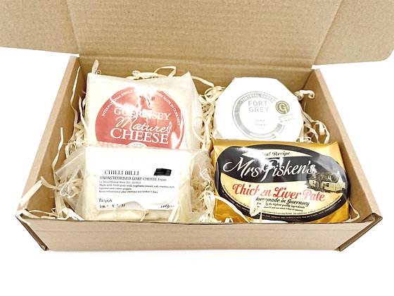3 Month Cheese and Meat Subscription