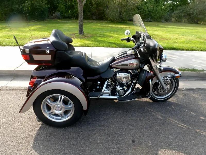 2007 Harley Ultra Classic Trike