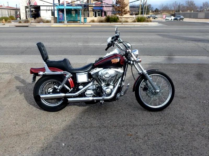 2000 Harley Dyna Wide Glide