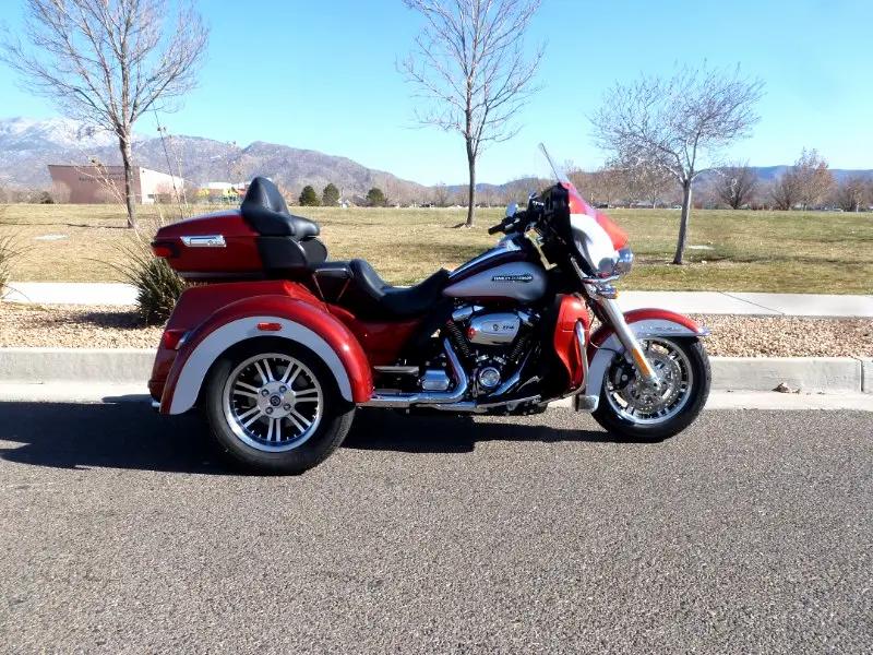 2019 Harley Tri-Glide Ultra