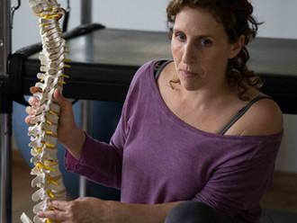 סדנת הכרות עם עמוד השדרה