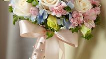 Изящный букет невесты
