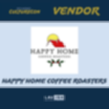 Vendor Posts - Happy Home Coffee Roaster