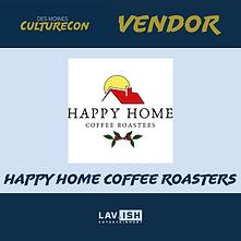 Vendor Posts - Happy Home Coffee Roaster