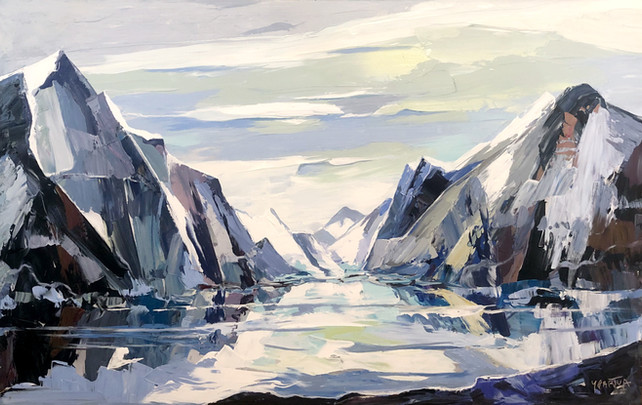 Glacier Lake by Paul Ygartua.jpg