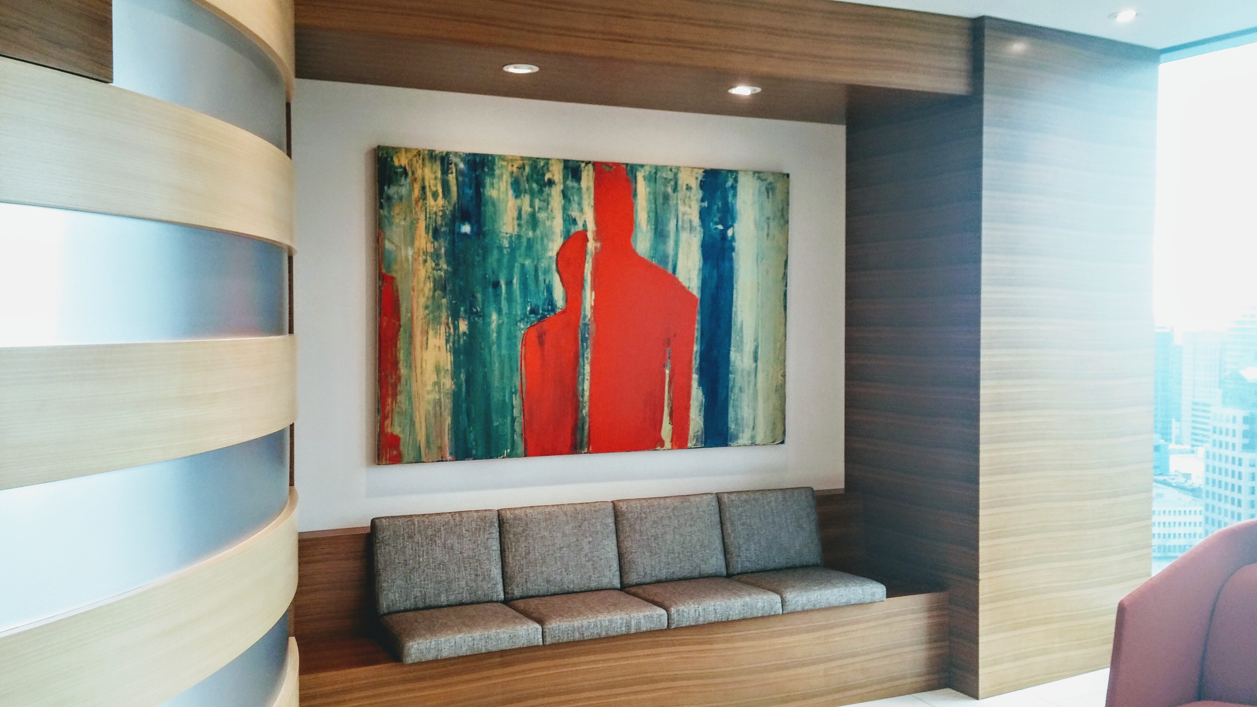 Painting for lobby