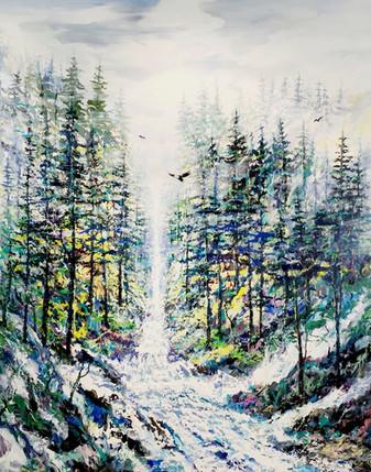 Shannon Falls, Squamish - Paul Ygartua.j