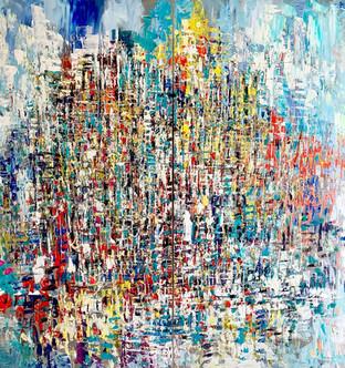 Metropolis (diptych)