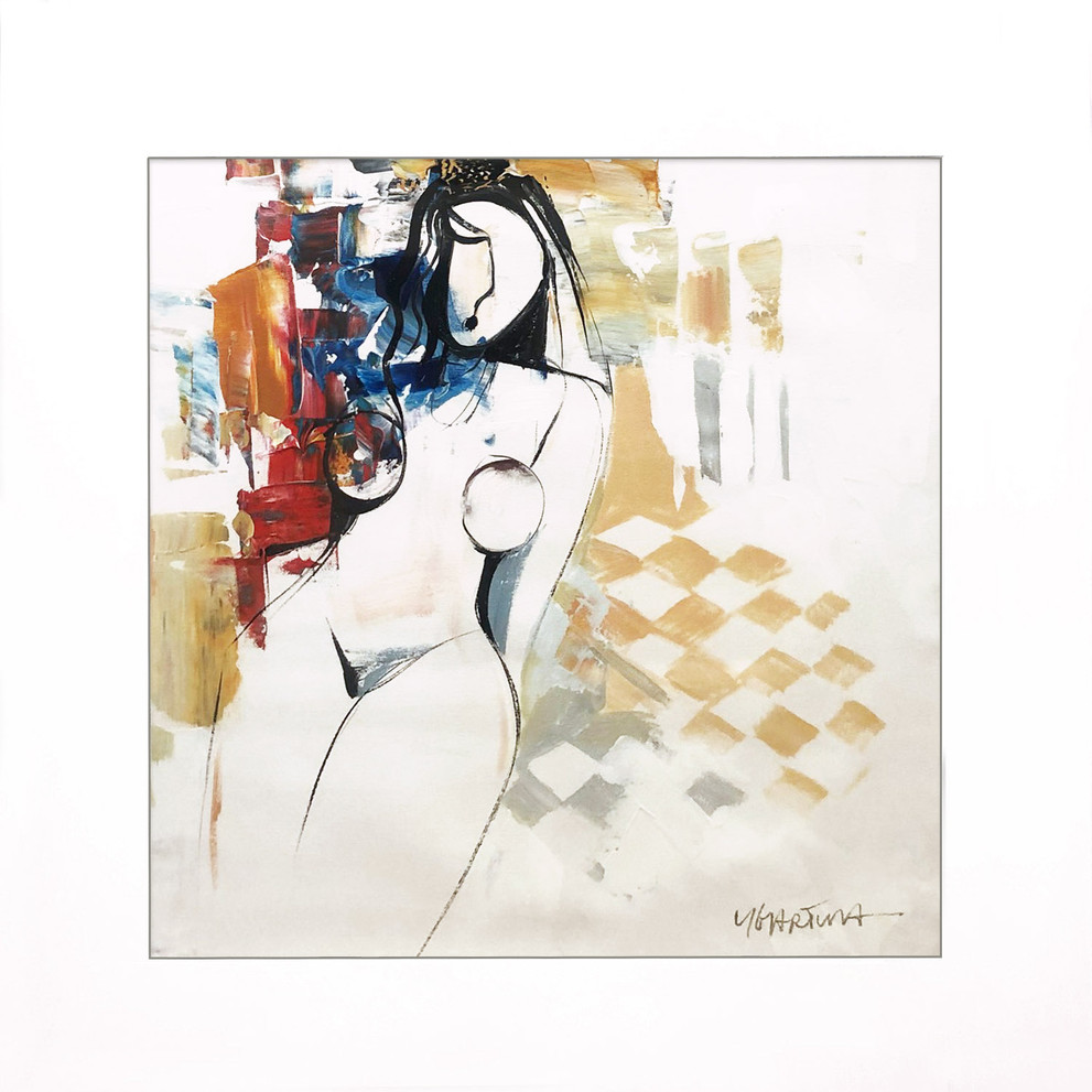 Nude Series by Paul Ygartua