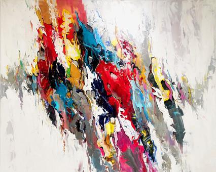 Kaleidoscope detail by Paul Ygartua