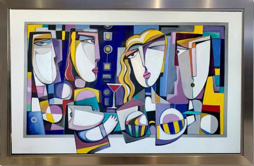Party Time (framed) - Paul Ygartua.jpg