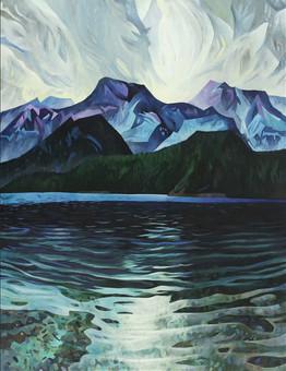 Slocan Lake - Ted Seeberg