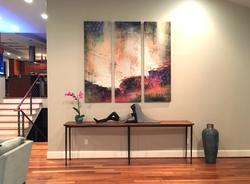 Painting in interior decor