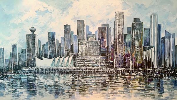 Vancouver - Paul Ygartua