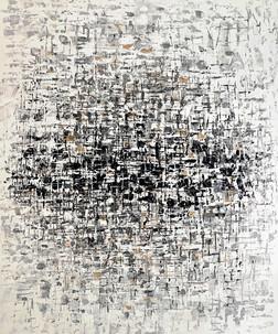 Dark Impressions  (48x60 by Paul Ygartua